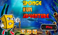 Sponge Run Adventure screenshot 1/3