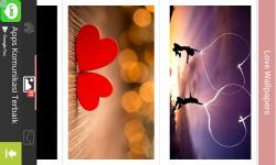 Love and Cute Wallpapers  screenshot 2/4
