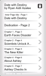 E-book - Date with Destiny screenshot 3/4