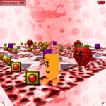 Fony3D Fruities screenshot 1/1