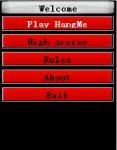 HangMe screenshot 2/6