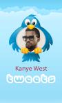 Kanye West Tweets screenshot 1/3