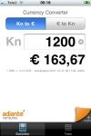 Euro to Kuna screenshot 1/1
