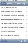 101 Classics for iPad, iPhone, & iPod screenshot 1/1