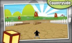 Penguin 3D Racing: Cube Wars screenshot 1/5