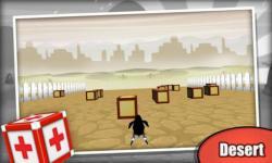 Penguin 3D Racing: Cube Wars screenshot 2/5