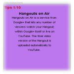 Hangouts Tips screenshot 4/4