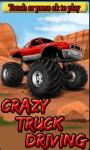 Crazy Truck Driving - Free screenshot 1/5