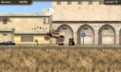 Armored Car Racing screenshot 2/4