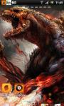 Godzilla Live Wallpaper 2 screenshot 2/4