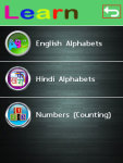 Learn ABC 123 Hindi screenshot 2/6