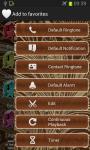 Free Arabic Music and Islamic Ringtones screenshot 2/5