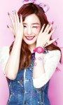 Girls Generation Tiffany Cute Wallpaper screenshot 5/6