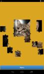 Kitten Cat Jigsaw Puzzle Game screenshot 4/6