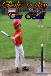Rules to play Tee Ball screenshot 1/3