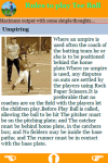 Rules to play Tee Ball screenshot 3/3