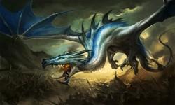 Awasome Dragon Live Wallpaper  screenshot 2/6