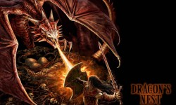 Awasome Dragon Live Wallpaper  screenshot 3/6