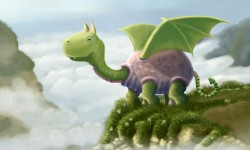 Awasome Dragon Live Wallpaper  screenshot 6/6