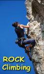 Rock Climbing Adventure screenshot 1/3