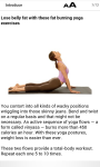 Fat Yoga For Weight Loss screenshot 2/3