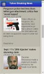 Breaking News app screenshot 2/6