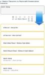 Japanese Chinese Korean language study tool screenshot 2/6