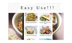 healthy recipes food screenshot 2/3