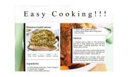 healthy recipes food screenshot 3/3