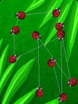 Bugs Jigsaw Game - Web Untangle screenshot 2/3