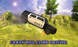 Offroad Police Jeep Driving screenshot 1/3