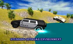 Offroad Police Jeep Driving screenshot 2/3