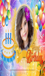 Birthday Photo Maker-1 screenshot 2/4