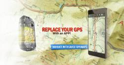 BackCountry Navigator TOPO GPS proper screenshot 1/6