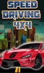 Speed Driving 4x4 screenshot 1/1