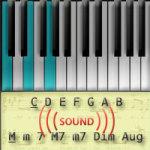 IQ Piano Chords v2 German screenshot 1/1