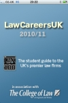 Law Careers UK screenshot 1/1
