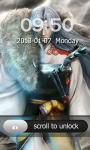 Sesshomaru Go Locker Theme screenshot 5/6