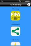 FIFA History World Cup Futball screenshot 1/3