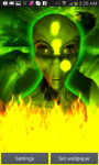 Alien Attack UFO Crash LWP screenshot 2/3