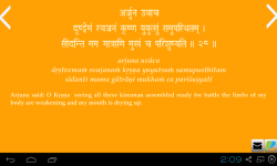 The Bhagavad Gita screenshot 3/6