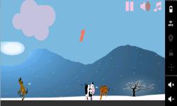 Touch Run Cow screenshot 1/3