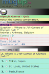 Olympic Places Game Quiz screenshot 2/3
