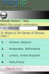 Olympic Places Game Quiz screenshot 3/3
