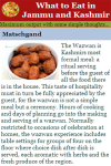 What to Eat in Jammu and Kashmir screenshot 3/3