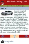 The Best Luxury Cars screenshot 4/4