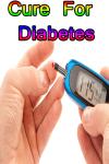 Cure for Diabetes screenshot 1/3