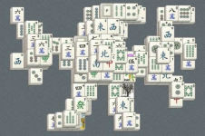 Mahjong Solitaire Classic screenshot 3/4