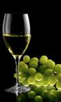Glass Of Chardonnay Live Wallpaper screenshot 1/3