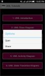UML Tutorials screenshot 3/6